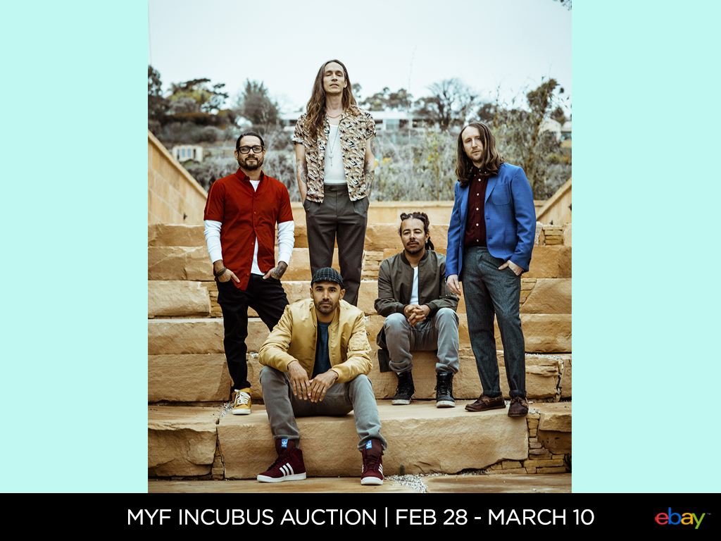 Make Yourself Foundation Incubus Auction