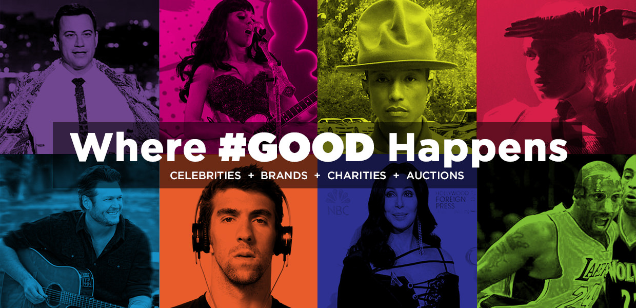 Matchfire Auctions - Where #GOOD Happens