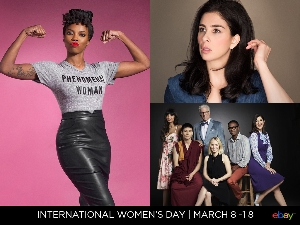 International Women's Day Charity Campaign