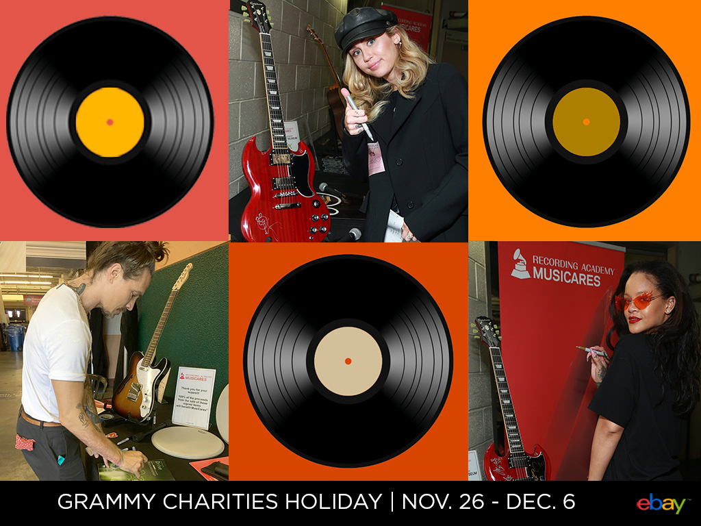 GRAMMY® Charities Holiday Auction