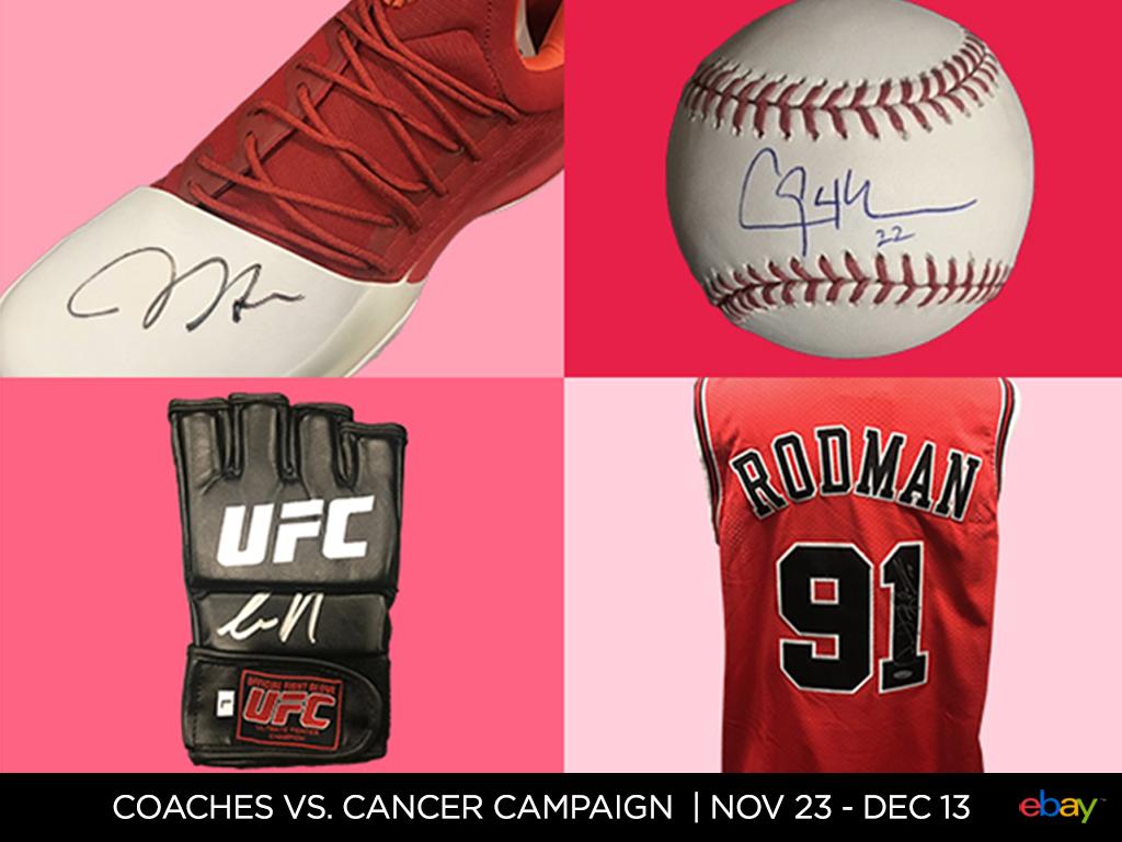 Coaches vs. Cancer Campaign