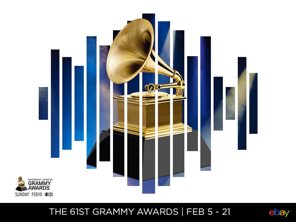 The 61st GRAMMY® Awards Charity Auction