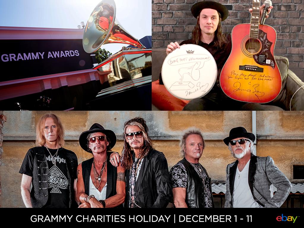 GRAMMY® Charities Holiday